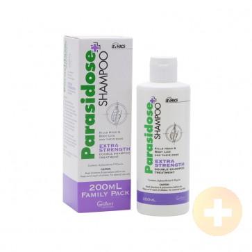 Parasidose Extra Strength Shampoo Treatment