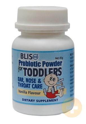 Blis Probiotic Powder for Toddlers Vanilla 45gm