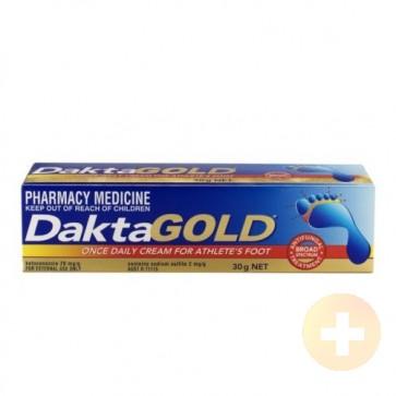 DaktaGOLD Antifungal Cream 30gm