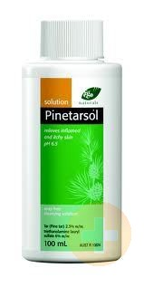 Pinetarsol Solution 100ml