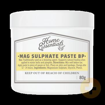 Home Essentials Magnesium Sulphate Paste BP 80g
