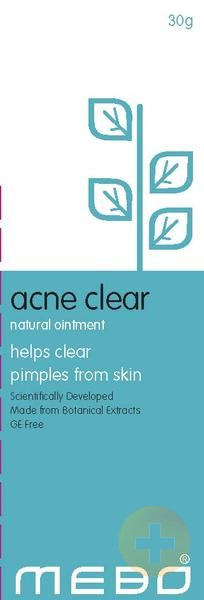 Mebo Acne Clear Ointment 30gm