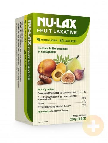 Nu-Lax Laxative 250gm