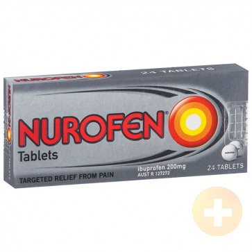 Nurofen Tablets 24