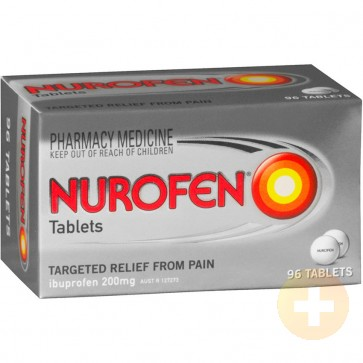 Nurofen Tablets 96's