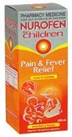Nurofen for children Liquid Strawberry 200ml