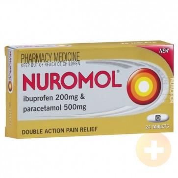 Nuromol Tablets 24