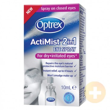 Optrex ActiMist 2in1 Dry and Irritated Eye Spray