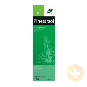 Pinetarsol Gel 100gm Tube