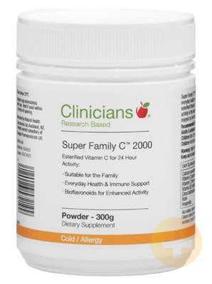 Clinicians Family C 300g