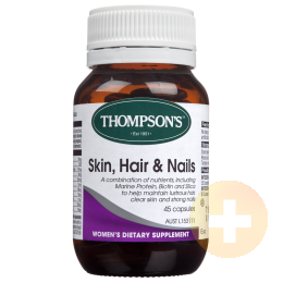 Thompsons Skin, Hair and Nail capsules 45