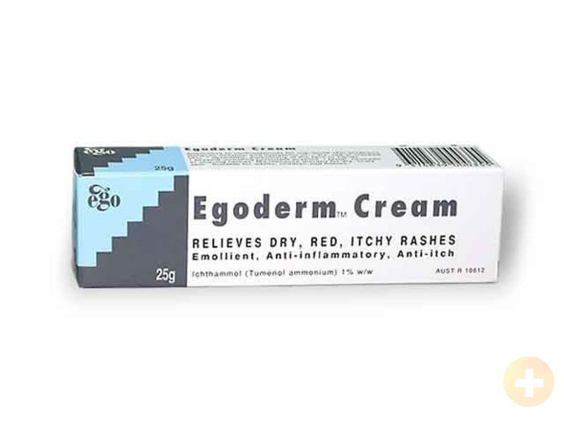 Egoderm Cream 25gm