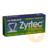 Zyrtec Tabs 10mg 10