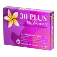 30 PLUS NuWoman Tablets 60