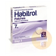 Habitrol Patch 7mg 7