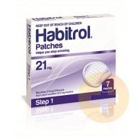 Habitrol Patch 21mg 7