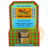 Tiger Balm - Red - Extra Strength 18g