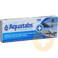 Aquatabs Water Purify Tablets 50