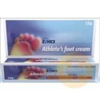 Ethics Athlete's Foot Cream 15gm
