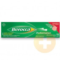 Berocca Performance Original Effervescent Tablets 15