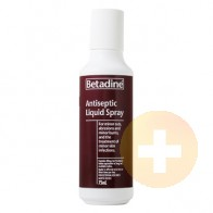 Betadine Antiseptic Pump Spray 75ml