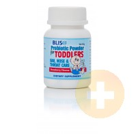 Blis Probiotic Powder for Toddlers Strawberry 45gm