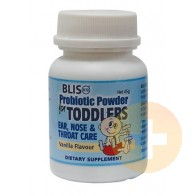 Blis Probiotic Powder for Toddlers Vanilla 45gm
