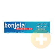 Bonjela Mouth Ulcer Gel 15g