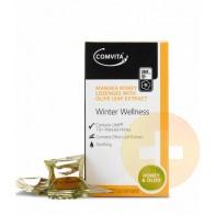 Comvita Winter Wellness Lozenges Honey and Olive 12