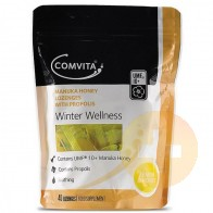 Comvita Winter Wellness Lozenges Lemon & Honey 40's