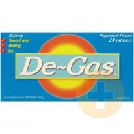 De-Gas Capsules 100mg 24s