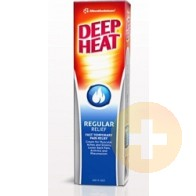 Deep Heat Mentholatum Cream 100gm