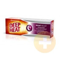 Deep Heat Mentholatum Night Time Strength 100gm