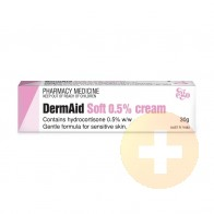 Ego DermAid Soft 0.5% Cream 30g