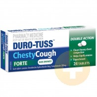 Duro-Tuss Chesty Cough Forte Tablets 24