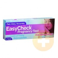 EasyCheck Pregnancy Tests 3