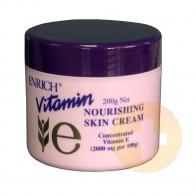 Enrich Vitamin E Cream 200gm