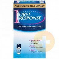 First Response Dip & Read Pregnancy Test 1