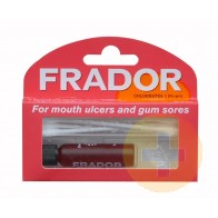 Frador For Mouth Ulcers