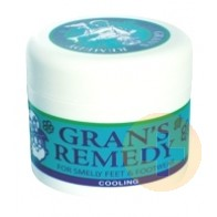 Grans Remedy Cooling Foot Powder 50gm