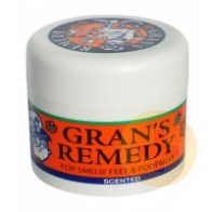 Grans Remedy Scented Foot Powder 50gm
