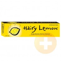 Hairy Lemon 20 Effervescent Tablets