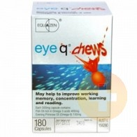 Eye Q 800mg Chews 180s