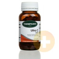 Thompsons Sustained Release Ultra Vitamin C 60s