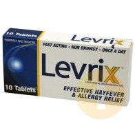 Levrix Antihistamine 5mg Tablets 10