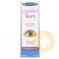 Liquifilm Tears Eye Drops 15ml