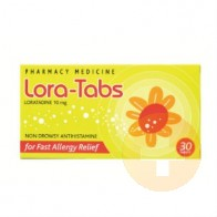 Lora-Tabs Tablets 30