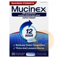 Mucinex Maximum Strength Tablets 14
