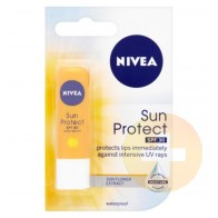 Nivea Lip Care Sun Protect SPF30+