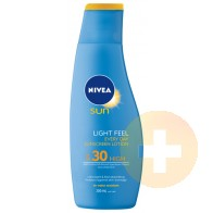 Nivea Sun Protect & Light Feel Lotion SPF30+ 200ml